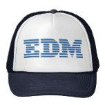 EDM - IBM Parody Design for EDM Lovers Cap