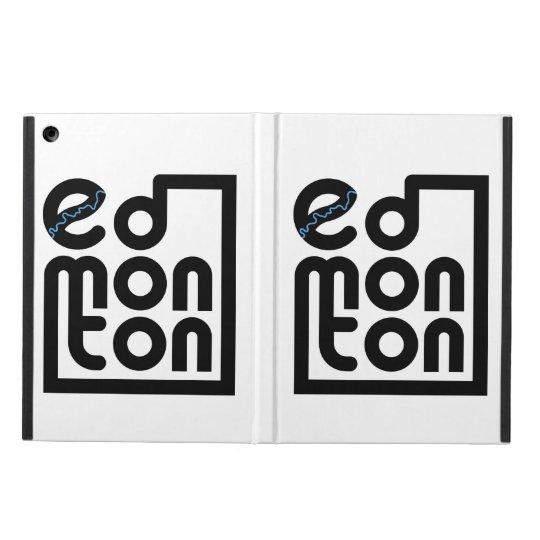 Edmonton in a Box iPad Air Case