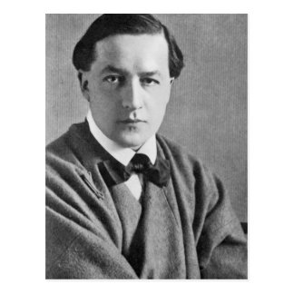 Edmund Dulac, 1915 Postcard