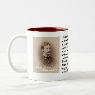 Edmund March Wheelwright mug