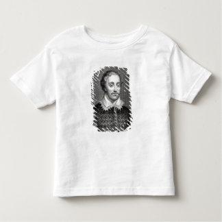 Edmund Spenser, engraved by Burnet Reading Toddler T-Shirt