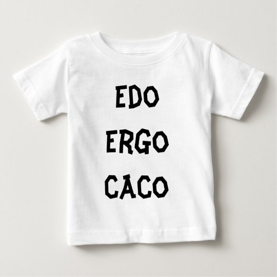 Edo Ergo Caco Baby T-Shirt