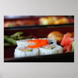 Edo Sushi Poster