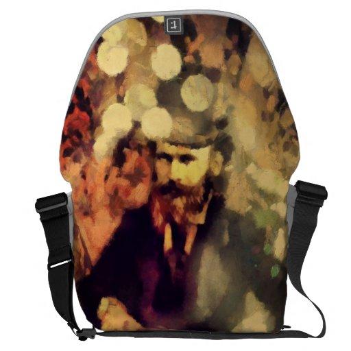 edouard manet bag messenger bag