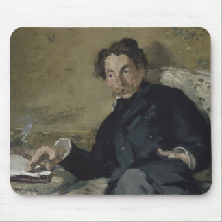 Edouard Manet - Stephane Mallarme Mouse Pad