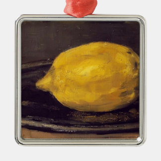 Edouard Manet- The Lemon Christmas Ornament