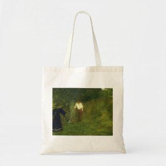 Edouard Vuillard- Man and Woman beneath a Tree Tote Bag