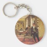 Edouard Vuillard The Art Dealers 1908 Key Chains