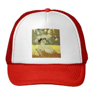 Edouard Vuillard- Woman with a Hat