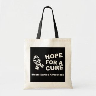 EDS Awareness Hope for a Cure Tote Bag
