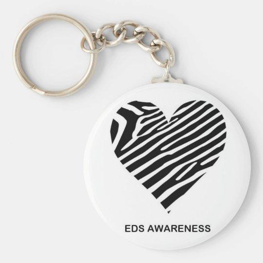 EDS awareness keyring