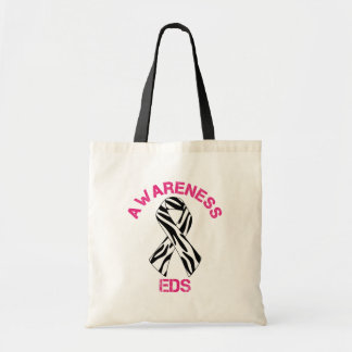 EDS Awareness Tote Bag