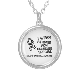 EDS I Wear Stripes for Someone Special Necklace