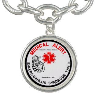 EDS TYpe 3 Med Alert Bracelet