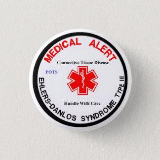 EDS Type 3 POTS Medical Alert Button