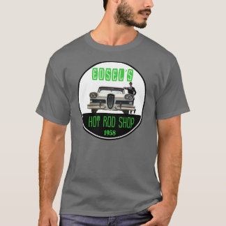 Edsel's Hot Rod Shop T-Shirt