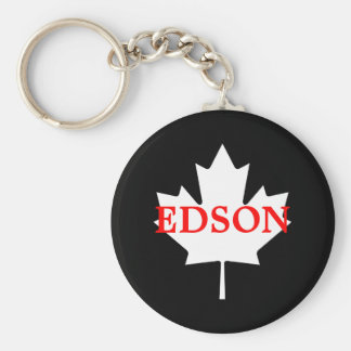 Edson Key Ring