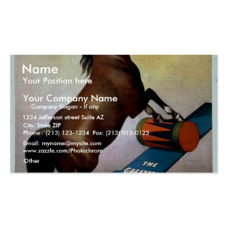 Educated Horses Business Card