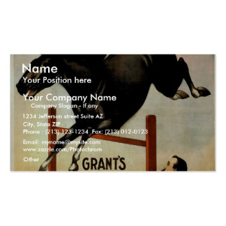 Educated Horses Business Card Templates