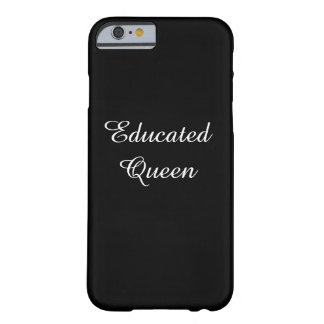 Educated Queen Phone Case
