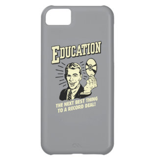 Education: Best Thing Record Deal iPhone 5C Case