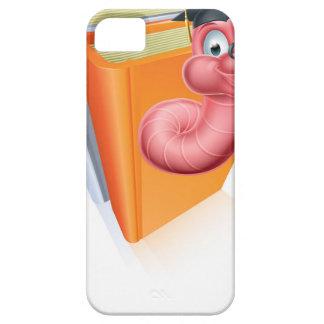 Education bookworm concept iPhone 5 cases