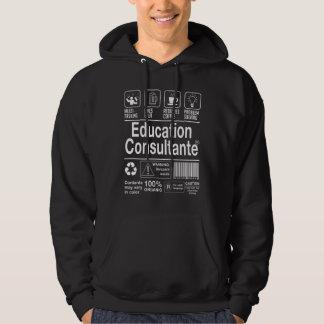 Education Consultante Hoodie