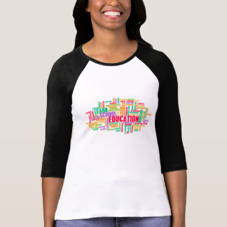 Education Industry for Children to Learn T-shirt