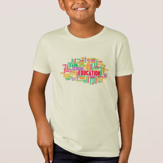 Education Industry for Children to Learn Tee Shirt
