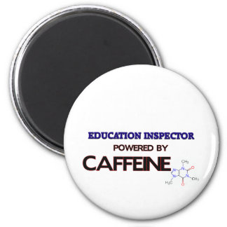 Education Inspector Powered by caffeine Magnet