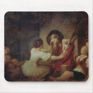 Education is All, c.1780 Mouse Mat