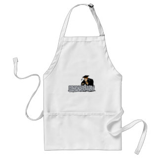 Education is your Foundation Aprons