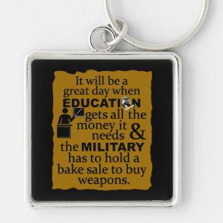 Education key chain