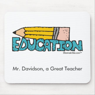 Education. Mouse Pad