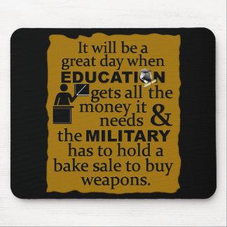 Education mousepad