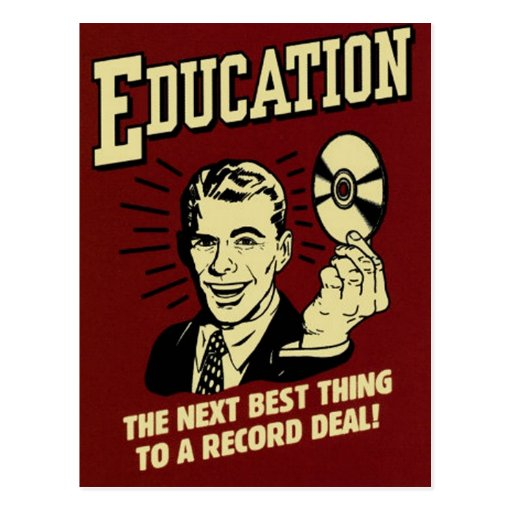 Education Post Cards