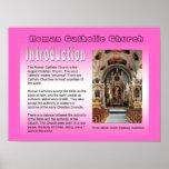 Education, Relgion, Roman Catholic Introduction Poster