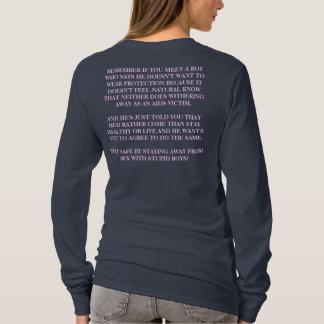 EDUCATION SAVES LIVES T-Shirt