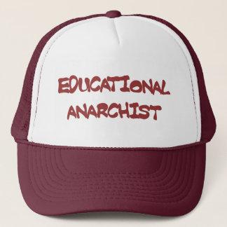 educational anarchist hat