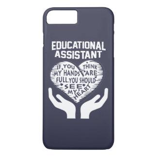 Educational Assistant iPhone 7 Plus Case