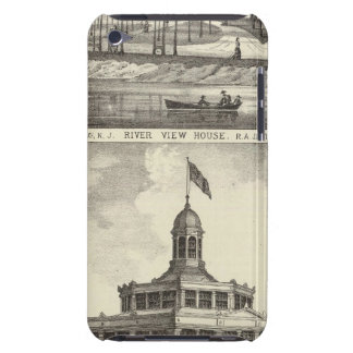 Educational Hall, Asbury Park and River View House iPod Touch Cases