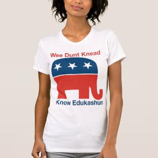 Edukashun - Women's T-Shirt