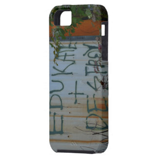 EDUKATE + DESTROY iPhone 5 CASES