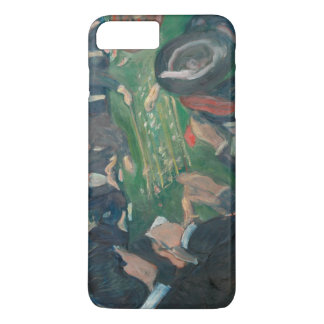 Edvard Munch -At the Roulette Table in Monte Carlo iPhone 7 Plus Case