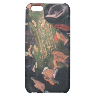 Edvard Munch - by the roulette Painting iPhone 5C Covers