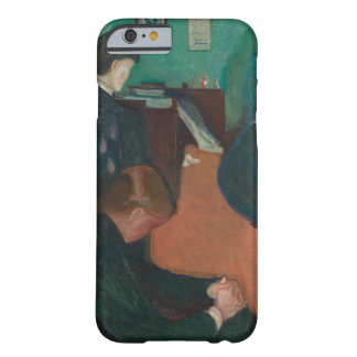 Edvard Munch - Death in the Sickroom Barely There iPhone 6 Case