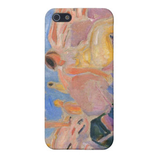 Edvard Munch - High Summer Painting Case For The iPhone 5