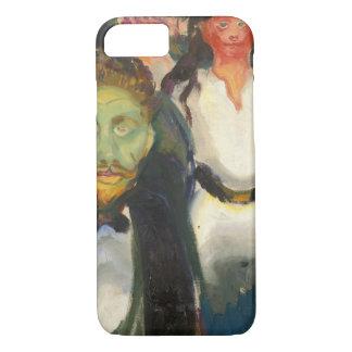 Edvard Munch - Jealousy iPhone 7 Case