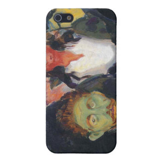 Edvard Munch - Jealousy Painting iPhone 5 Cases
