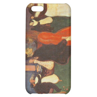 Edvard Munch - The Dance Of Life iPhone 5C Covers